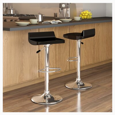 dCOR design CorLiving Adjustable Bar Stool