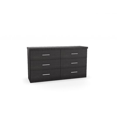 dCOR design Willow 6 Drawer Dresser