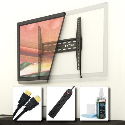 "dCOR design Fixed Low Profile Wall Mount Kit for 26"" - 50"" TV"