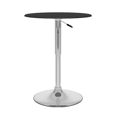dCOR design CorLiving Adjustable Bar Table