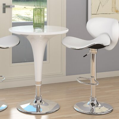 dCOR design CorLiving Pub Table