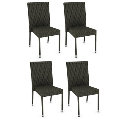 dCOR design Park Terrace Side Chair (Set of 4)