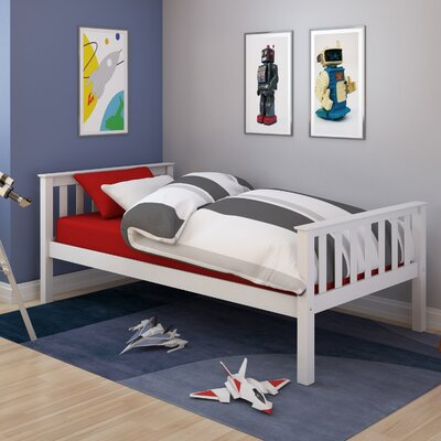 Stellar Home Euro Platform Bed Reviews Wayfair