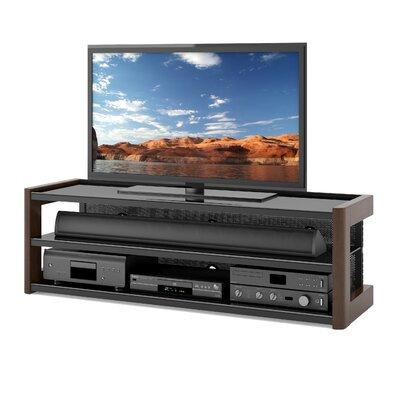 hokku designs laconia 60 tv stand reviews wayfair. Black Bedroom Furniture Sets. Home Design Ideas