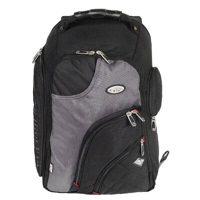 CalPak Giga Multi-Pocket Computer Backpack