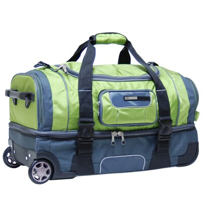 "CalPak Nitro 26"" 2-Wheeled Travel Duffel"