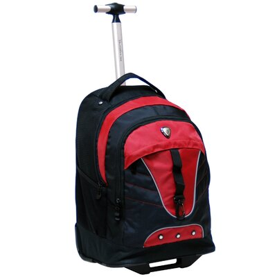 "CalPak Night Vision 18"" Rolling  Backpack"