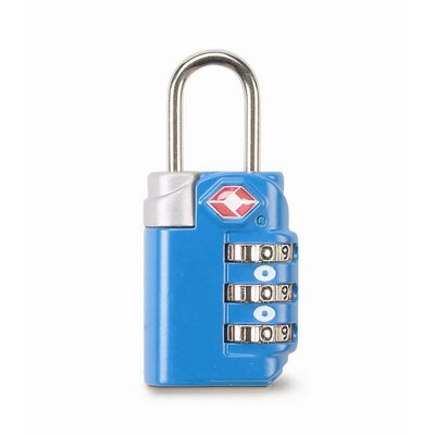 TSA Approved 3 Dial Combination Lock