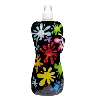 Smooth Trip Foldable Water Bottle