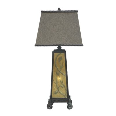 Crestview Collection Autumn's 1 Light Table Lamp