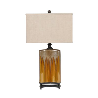 Crestview Collection Coaston 1 Light Table Lamp