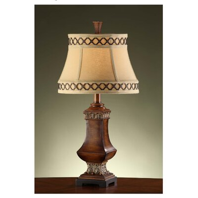 Crestview Collection Marlette 1 Light Table Lamp