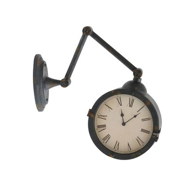 Crestview Collection Floyd Wall Clock