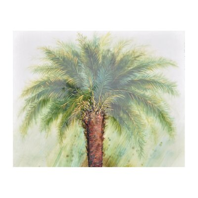 Crestview Collection Ashley Canvas Wall Art
