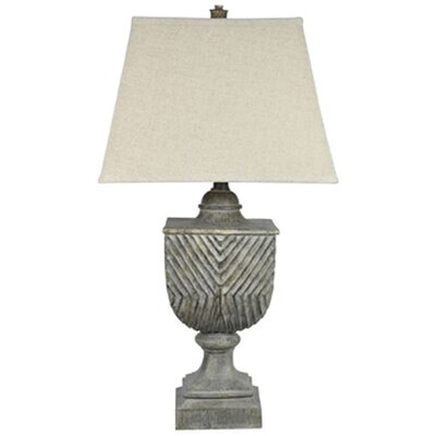 Crestview Collection 1 Light Table Lamp