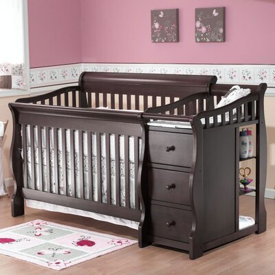 Tuscany 4-in-1 Convertible Crib Set
