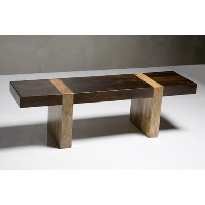 Interlude Home Yuko Wooden Bench
