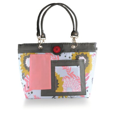 2 Red Hens Studio Rooster Tote Diaper Bag