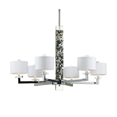 Sahara 6 Light Chandelier