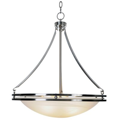 AF Lighting Contemporary 5 Light Chandelier