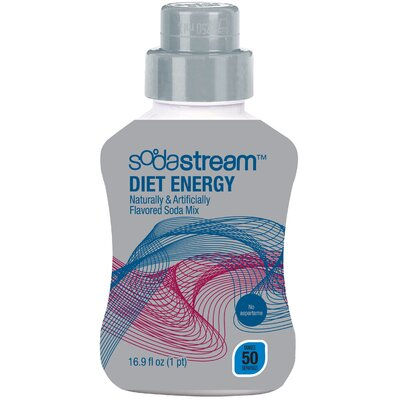 SodaStream Diet Energy SodaMix - 4 pack