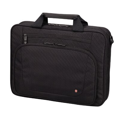 Victorinox Travel Gear Lifestyle Accessories 3.0 Medium Slimline Laptop Carrier in Black