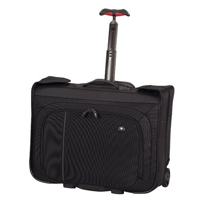 Victorinox Travel Gear Werks Traveler™ 4.0 Wheeled Garment Storage Carry-On in Black