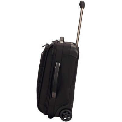 "Victorinox Travel Gear Architecture® 3.0 Coliseum 15.5"" Overnight Wheeled Carry-On in Black"