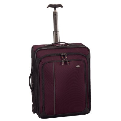 "Victorinox Travel Gear Werks Traveler 4.0 20"" Extra Capacity Rolling Carry On"
