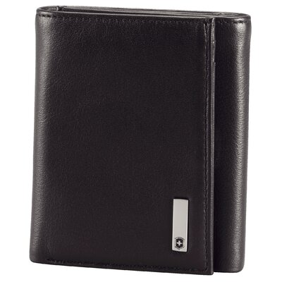 Victorinox Travel Gear Altius™ 3.0 Athens Leather Tri-Fold Wallet