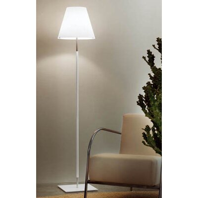 Murano Luce Candy Floor Lamp