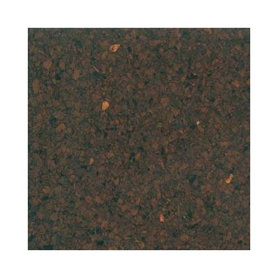 "US Floors Natural Cork Glue Down Parquet Tiles 12"" Homogeneous Cork Flooring in Coffee Matte"