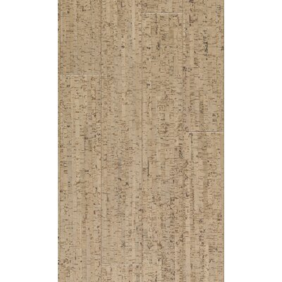 "US Floors Almada Marcas 4-1/8"" Engineered Locking Cork in Areia"