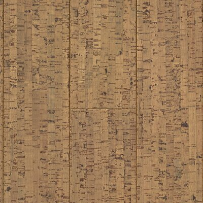 "US Floors Natural Cork New Earth Veneta 4-1/8"" Engineered Locking Cork Flooring in Cera"