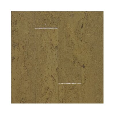 "US Floors Almada Nevoa 4-1/8"" Engineered Locking Cork Flooring in Sela"