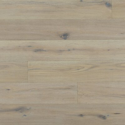 "US Floors Navarre 8-1/2"" Engineered Oak Flooring in Aude"