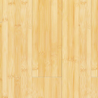 "US Floors Natural Bamboo Traditions 3-3/4"" Solid Bamboo Flooring in Horizontal Natural"
