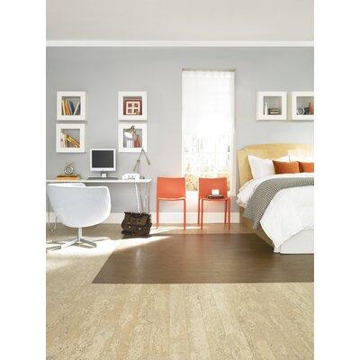 """US Floors Almada Nevoa 4-1/8"""" Engineered Locking Cork Flooring in Alba"""