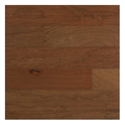 "Columbia Flooring Amelia 5"" Engineered Cherry Flooring in Spice"