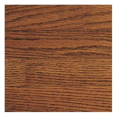 "Columbia Flooring Washington 2-1/4"" Solid Hardwood White Oak Flooring in Natural"