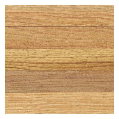 "Columbia Flooring Congress 3-1/4"" Solid Hardwood Red Oak Flooring in Natural"