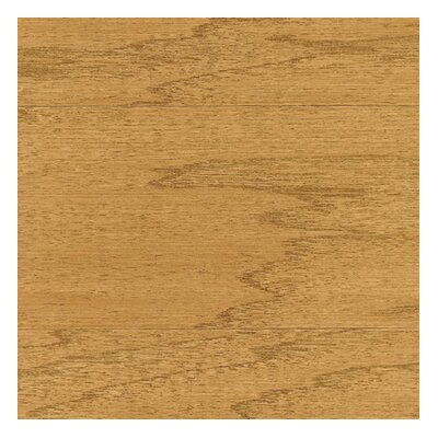 "Columbia Flooring Chase 5"" Engineered Hickory Flooring in Tuscany"