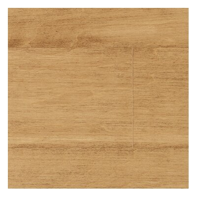 "Columbia Flooring Chase 5"" Engineered Hickory Flooring in Honey"