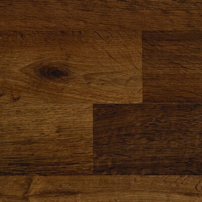 Columbia Flooring Traditional Clicette 7mm Oak Laminate in Delaware Oak Sunrise