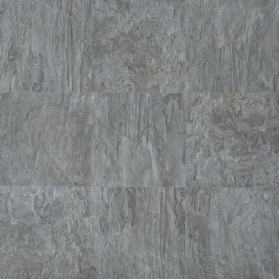 Columbia Flooring Cascade Clic 8mm Tile Laminate in Mountain Mist