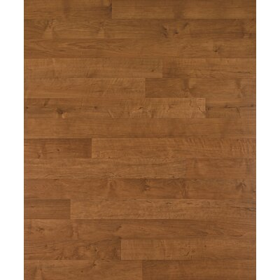 Columbia Clic 8mm 2-Strip Alder Laminate in Browns Hill Alder
