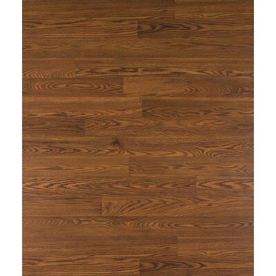 Columbia Flooring Columbia Clic 8mm 2-Strip Oak Laminate in Branchport Oak