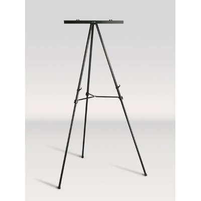 Studio Designs Jumbo Presentation Easel in Black