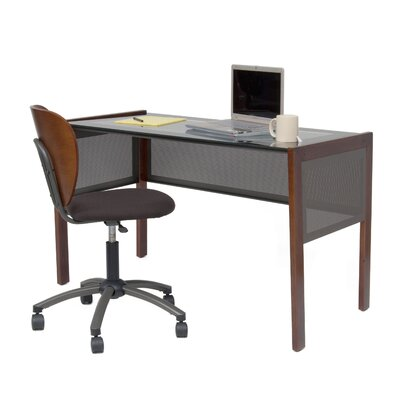 Studio Designs Office Line Main Desk with Corner Connector