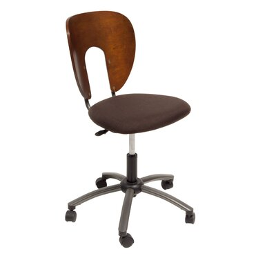 Height Adjustable Office Chair with Swivel